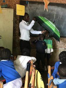 Charo teaching